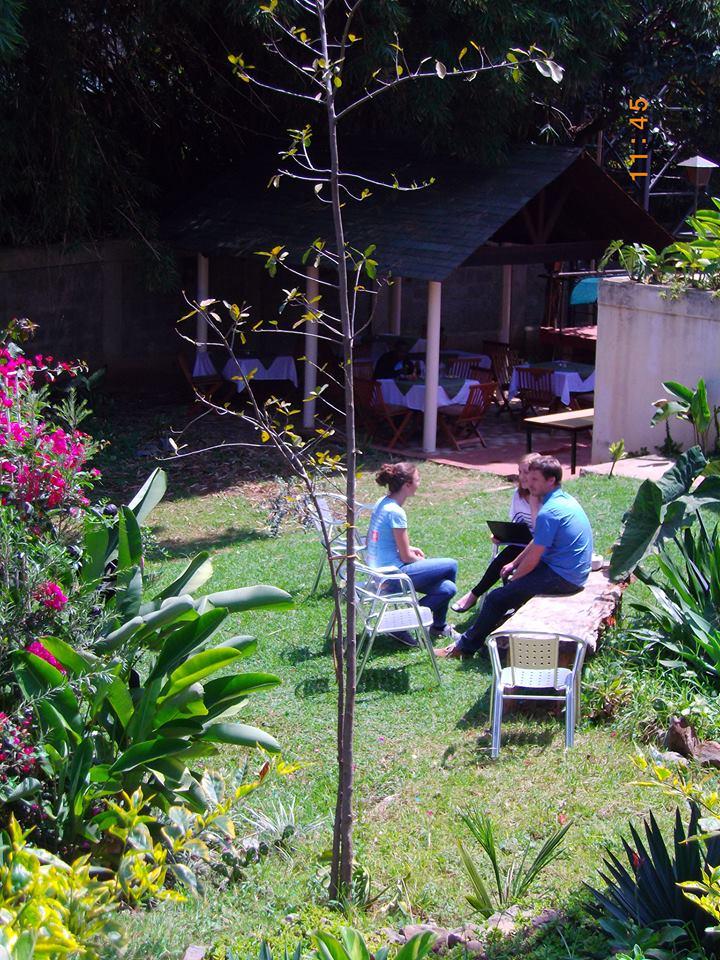 Garden-View