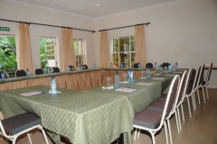 Hotel riverview - conference room